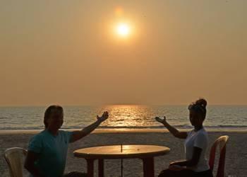 Особенности океана в Гоа