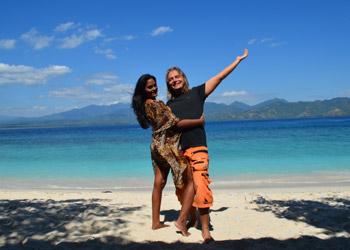Экстрим на Бали