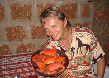 Ужин в индийской семье