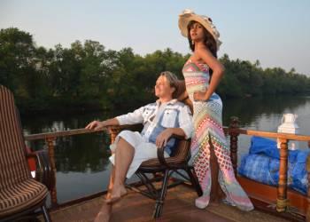 Путешествие на корабле по реке Чапора