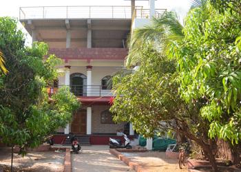 Двуспальные апартаменты на 2-м этаже Вера хаус в Ашвеме